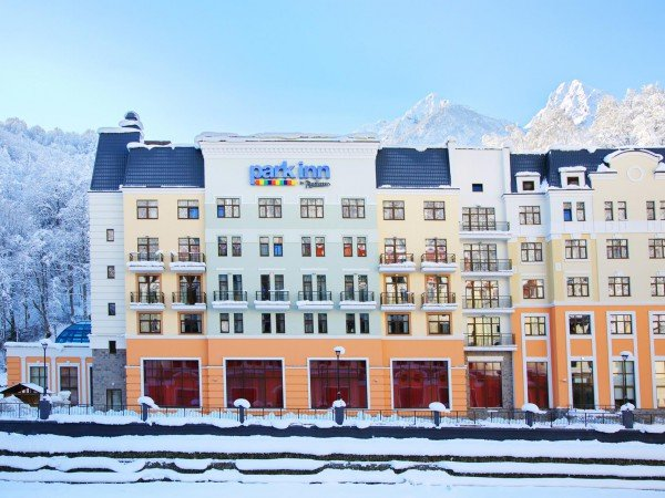 Park Inn by Radisson Rosa Khutor - Лучшие