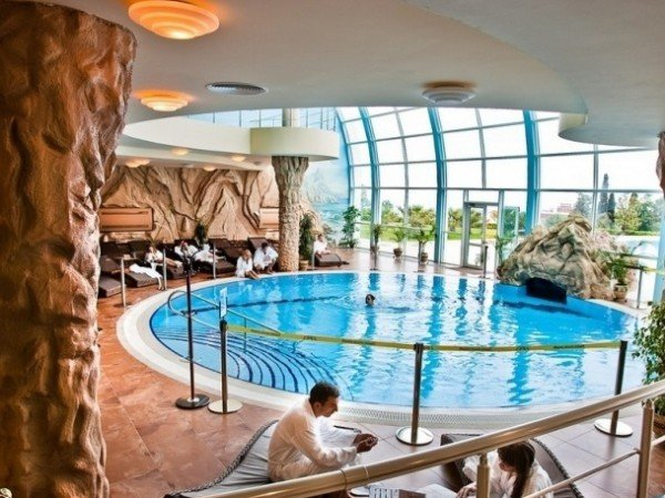 Отель Respect Hall Resort SPA (Респект холл СПА) Крым Ялта - Лучшие
